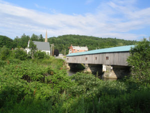 Places to Swim, Bath Covered Bridge