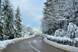 Icy Drive