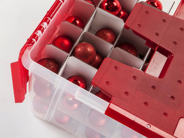How to Pack Away Holiday Ornaments and Decorations