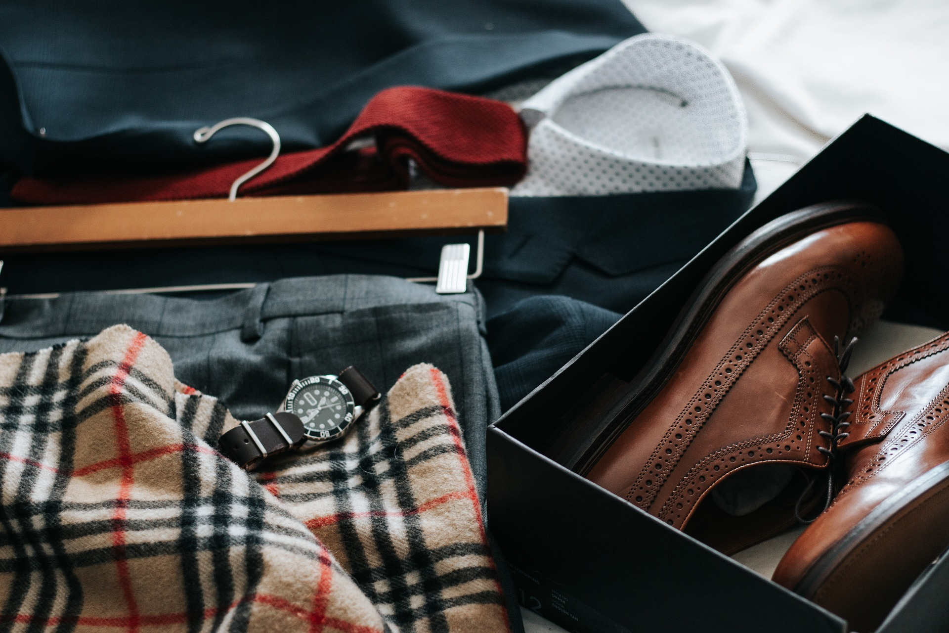 Ring in the New Year with a Clean Closet Refresh